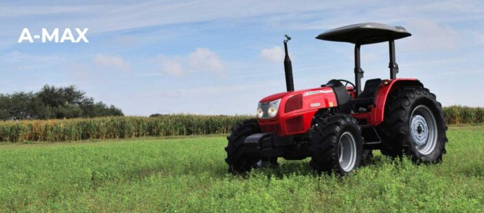 Regional Ag and Construction McCormick A-MAX Tractor