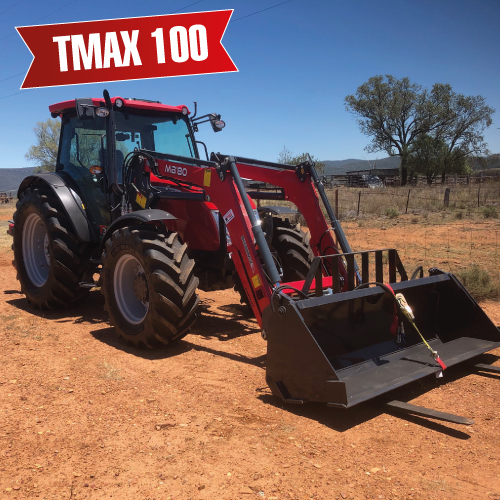 McCormick T-Max 100 Tractor Regional Ag and Construction