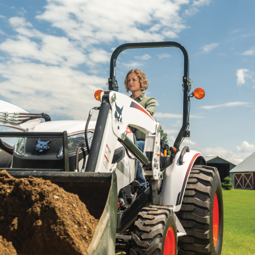 Bobcat Tractor CT2040 Regional Ag and Construction