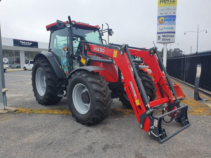 Regional Ag and Construction McCormick TMAX110