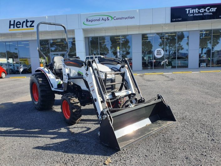 Regional Ag and Construction Bobcat CT2040