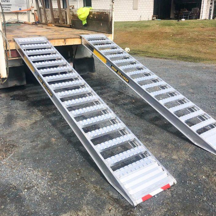 Regional Ag and Construction Digga Ramp