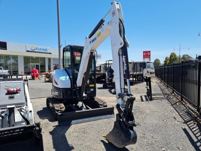Regional Ag and Construction Bobcat E35