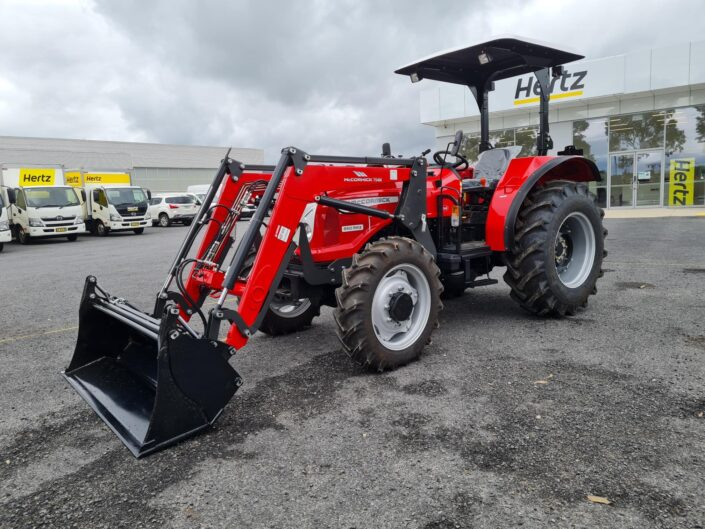 Regional Ag and Construction McCormick SMAX 60 Rops